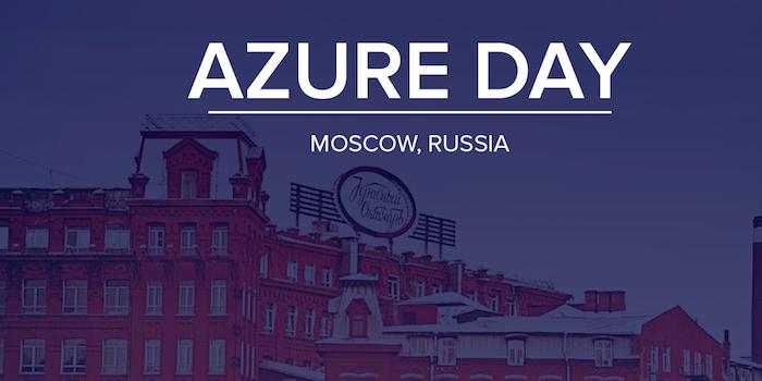 Azure-Day-2018