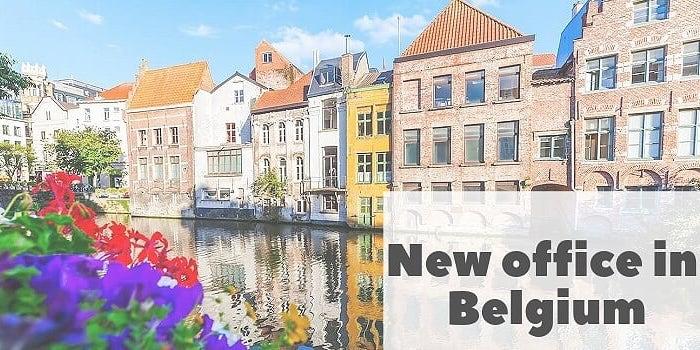 New-office-Belgium