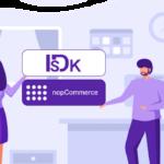 ISDK стал золотым партнером nopCommerce