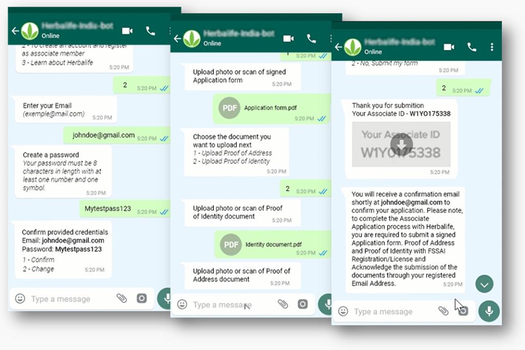 WhatsApp-Chatbot-eCommerce-Service